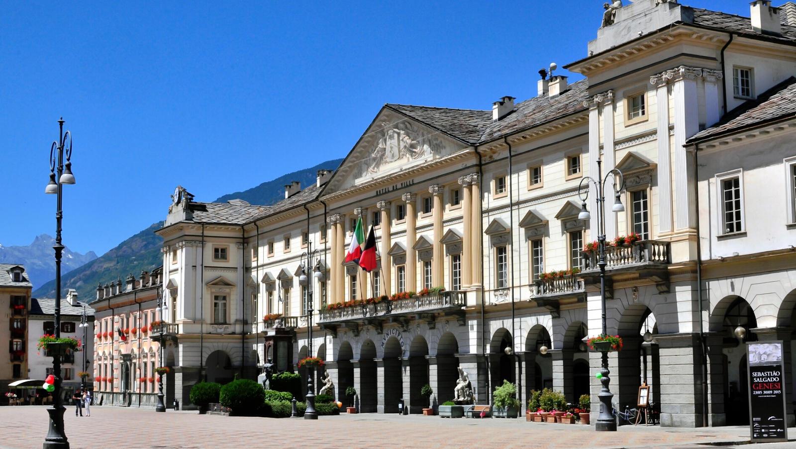 Valutazione Immobili Aosta